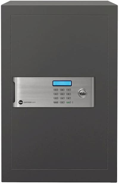 caja de seguridad marca yale