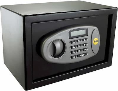 caja fuerte electronica yale