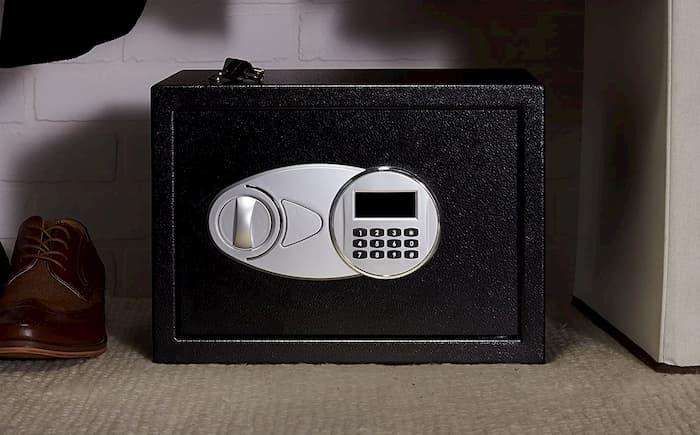 caja fuerte amazon basic
